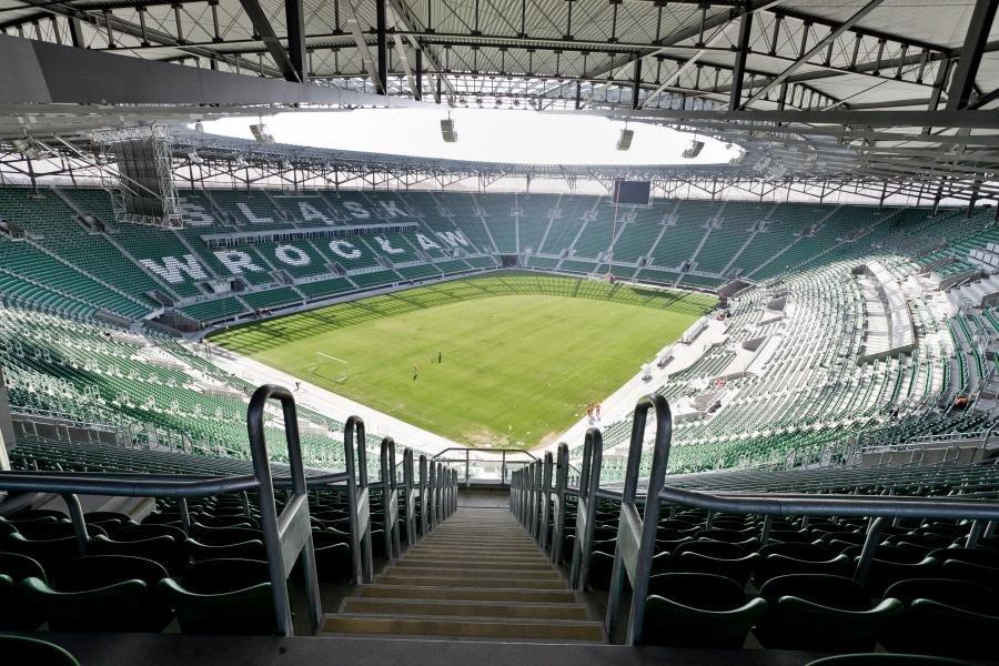 Вместимость стадиона